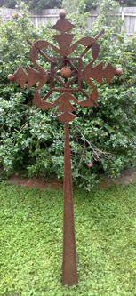 Rustic-Metal-Outdoor-Designs-Campbellfield-to-Tullamarine-VICgothicsculpture