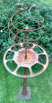 Rustic-Metal-Outdoor-Designs-Campbellfield-to-Tullamarine-VICswirlsculpture