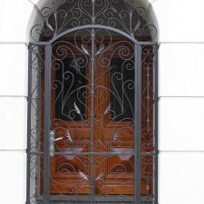 Steel-Gates-and-Fence-Creations-Tullamarine-Attwood-Campbellfield-Broadmeadows-VICvictorianstyleentrancegate