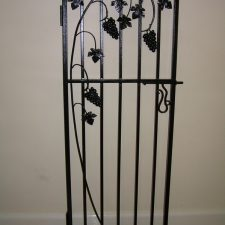 Steel-Gates-and-Fence-Creations-Tullamarine-Attwood-Campbellfield-Broadmeadows-VICwinecellargate